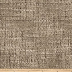 Fabricut Equilibrium Tweed Basketweave Pebble Fabric