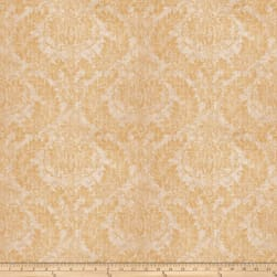Fabricut Erudition Linen Gold Fabric