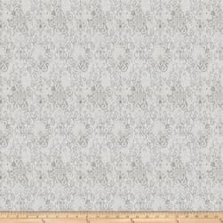 Fabricut Esben Linen Blend Grey Fabric