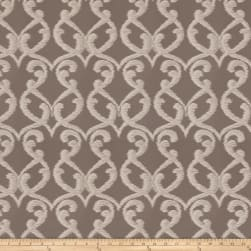 Fabricut Escolar Jacquard Grey Fabric