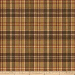 Fabricut Esquire Plaid Wool Thyme Fabric