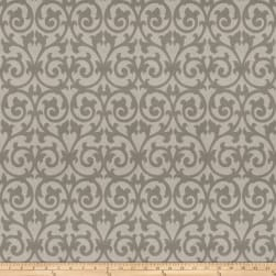 Fabricut Ezekiel Scroll Stone Fabric