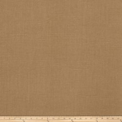 Fabricut Facet Linen Blend Cocoa Fabric