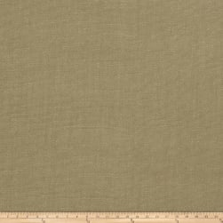 Fabricut Facet Linen Blend Khaki Fabric