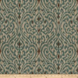 Fabricut Fava Damask Forest Fabric