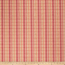 Fabricut Federal Pincord Poppy Fabric