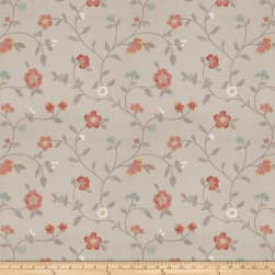 Mount Vernon First Lady Coral Fabric