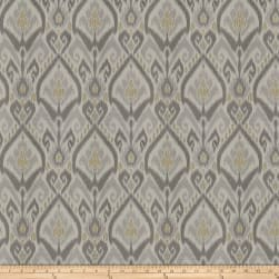 Fabricut Float Ikat Jacquard Grey