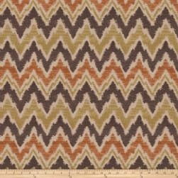 Fabricut Flow Jacquard Autumn Fabric