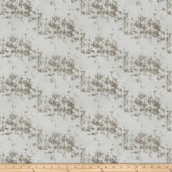 Fabricut Foil Splash Shantung Chrome Fabric