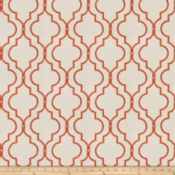 Fabricut Four Queens Embroidered Tabasco Fabric