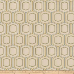 Fabricut Four Square Jacquard Breeze Fabric