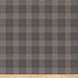 Fabricut Foxberry Wool Blend Charcoal Fabric
