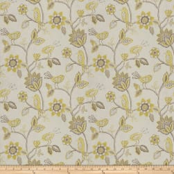 Fabricut Furl Linen Blend Yellowstone Canvas Fabric