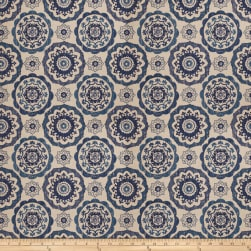Fabricut Good Judgment Lapis Fabric