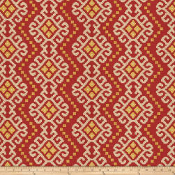 Fabricut Grimwald Embroidered Jewel Fabric