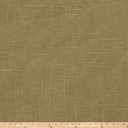 Fabricut Haney Linen Viscose Green Tea Fabric