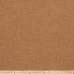 Fabricut Haney Linen Viscose Cognac Fabric