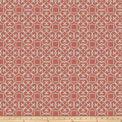 Fabricut Hank Scroll Henna Fabric