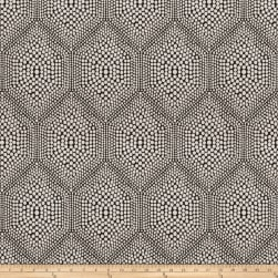 Fabricut Hapi Bubbles Jacquard Licorice Fabric