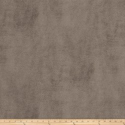 Fabricut Hayfield Faux Leather Taupe Fabric