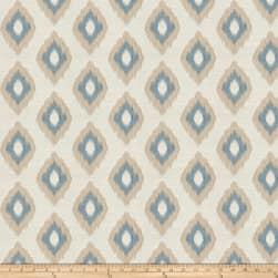 Fabricut Hearty Diamond Jacquard Wedgwood Fabric