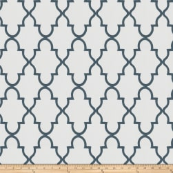 Fabricut Hero Lattice Delft Fabric