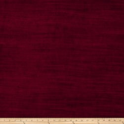 Fabricut Highlight Velvet Sangria Fabric