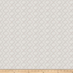 Fabricut Hills And Valleys Jacquard Platinum Fabric