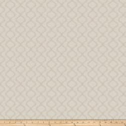 Fabricut Hills And Valleys Jacquard Pearl Fabric