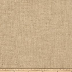 Fabricut Hopsack Texture Linen Blend Natural Fabric