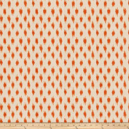 Fabricut Hot Spot Flocked SunkistBasketweave