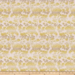 Fabricut Hypatia Jacquard Lemon Grove Fabric