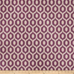 Fabricut Inner Circle Jacquard Berry Fabric