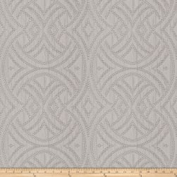 Fabricut Intermingle Faux Silk Grey Fabric