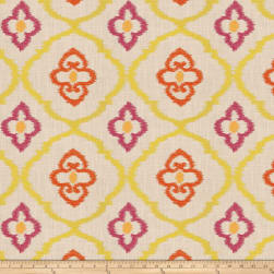 Fabricut Jarita Embroidered Summer Fabric
