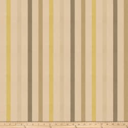 Fabricut Jonas Stripe Sateen Citrus Fabric