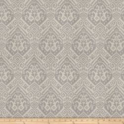 Fabricut Know How Jacquard Pewter Fabric