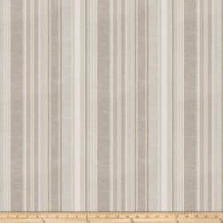 Fabricut Ledi Stripe Linen Blend Seashell Fabric