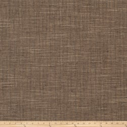 Fabricut Left Bank Basketweave Coffee Fabric
