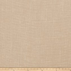 Fabricut Lindy Sheer Basketweave Husk Fabric