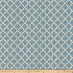 Fabricut Love Lattice Blue Fabric