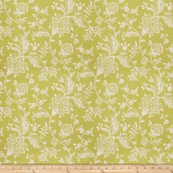 Fabricut Lowell Basketweave Fern Fabric
