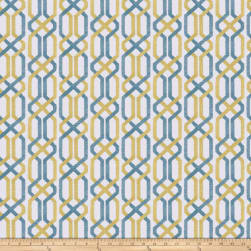 Fabricut Lumineers Peacock Twill Fabric