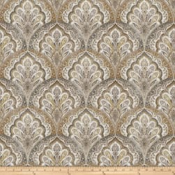 Fabricut Melamine Basketweave Pebble Fabric
