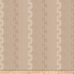 Fabricut Merciful Sheen Satin Jacquard Stucco Fabric