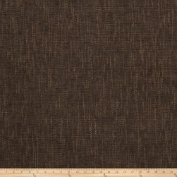 Fabricut Modernist Chenille Chocolate Fabric