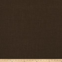 Fabricut Monterey Viscose Linen Brown Fabric