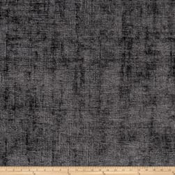 Fabricut Option Chenille Charcoal Fabric
