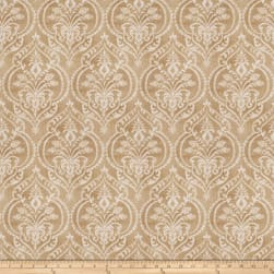 Fabricut Outpost Damask Sand Fabric